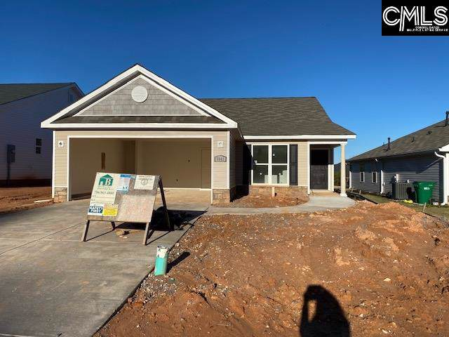 7042 Hanford Drive, Aiken, SC 29803 (MLS #479288) :: EXIT Real Estate Consultants