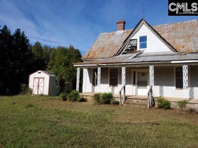 8402 Winnsboro Highway, Blythewood, SC 29016 (MLS #480696) :: The Olivia Cooley Group at Keller Williams Realty