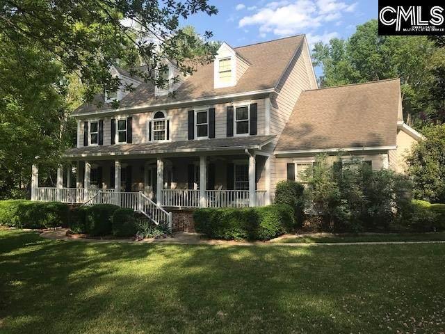 419 Carriage Lake Drive, Lexington, SC 29072 (MLS #515142) :: Loveless & Yarborough Real Estate