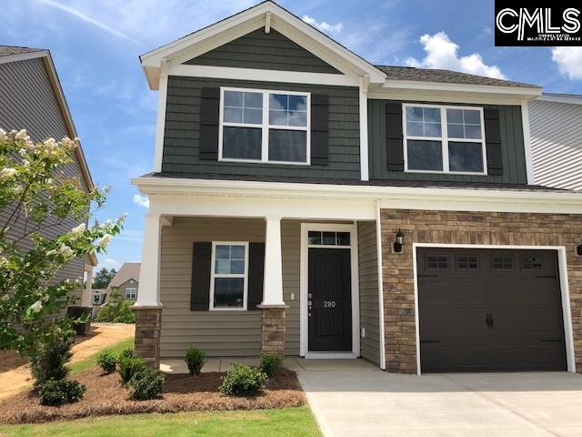 280 Liberty Ridge Drive Lot #162, Elgin, SC 29045 (MLS #443091) :: The Olivia Cooley Group at Keller Williams Realty