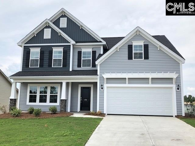 170 Aldergate Drive 13, Lexington, SC 29073 (MLS #467949) :: Loveless & Yarborough Real Estate