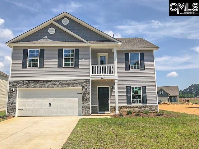 226 Elsoma Drive, Chapin, SC 29036 (MLS #474992) :: EXIT Real Estate Consultants