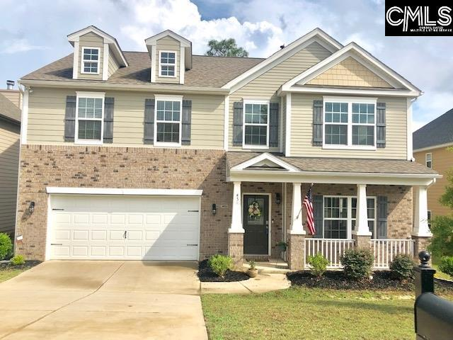 431 Henslowe Ln, West Columbia, SC 29170 (MLS #472545) :: EXIT Real Estate Consultants