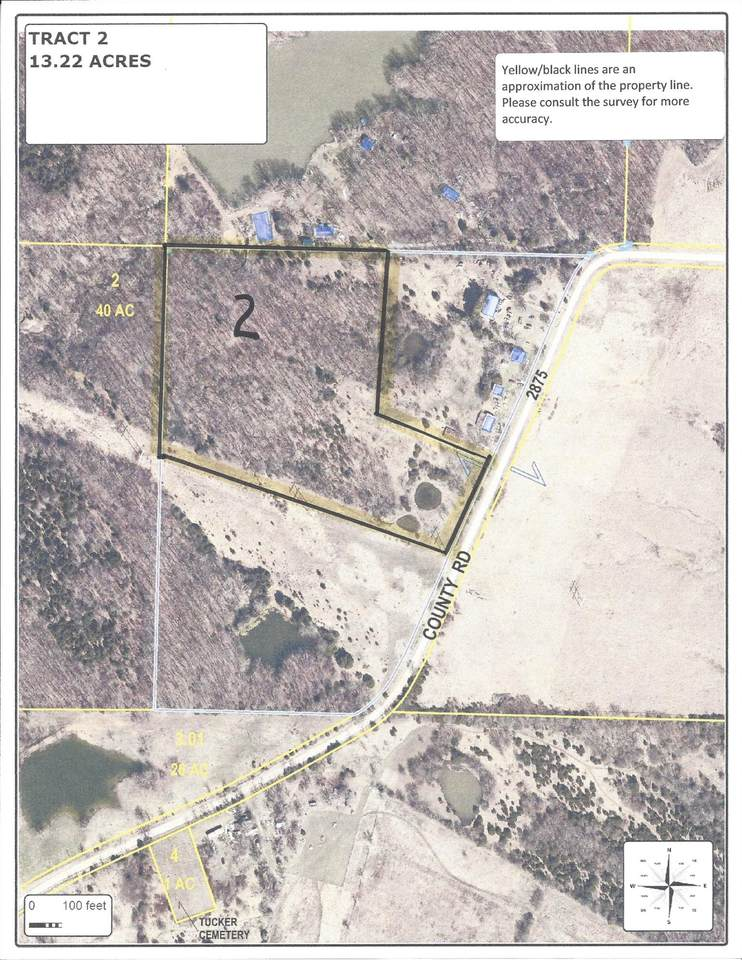 Tract 2 County Road 2875 - Photo 1