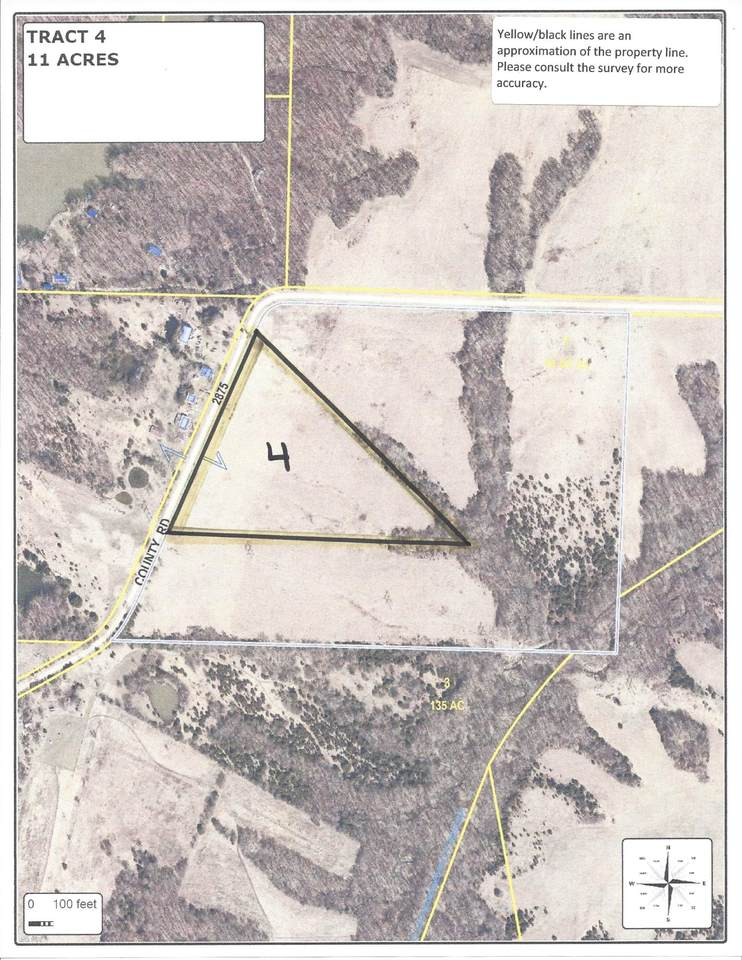 Tract 4 County Road 2875 - Photo 1