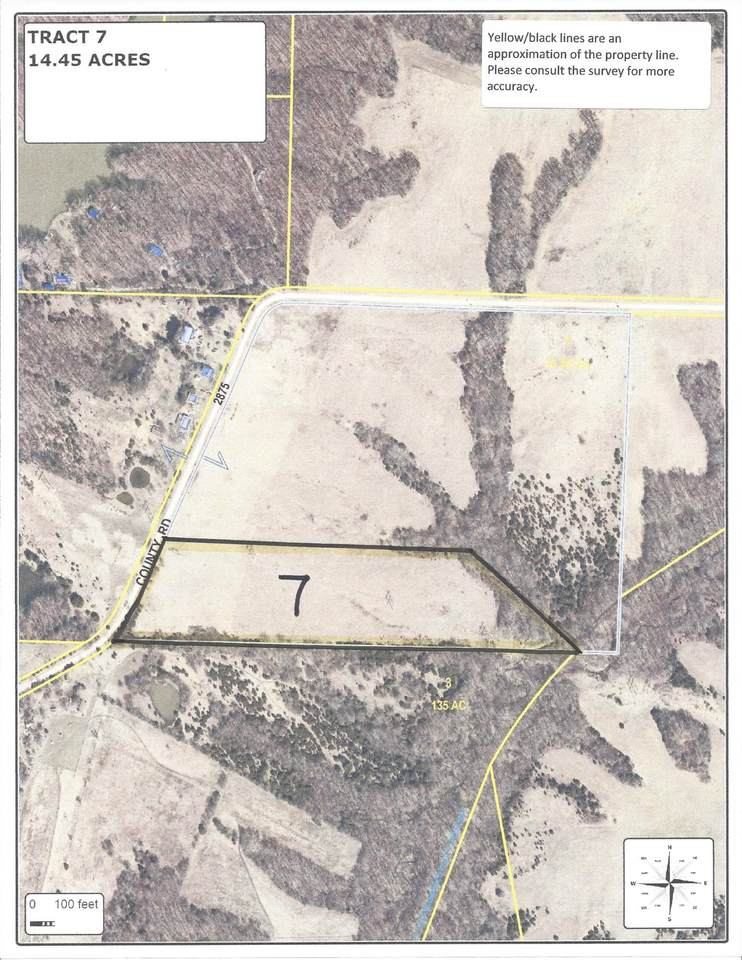 Tract 7 County Road 2875 - Photo 1