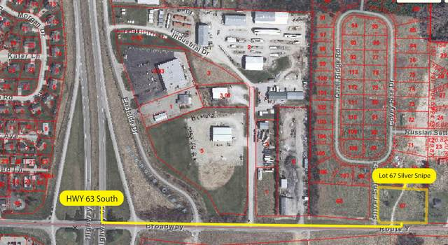 LOT 67 Silver Snipe St, Ashland, MO 65010 (MLS #362672) :: Columbia Real Estate