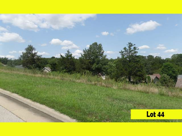 44 Crystal Ct, Jefferson City, MO 65109 (MLS #372330) :: Columbia Real Estate