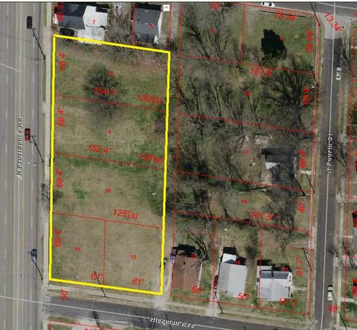 604 N Providence Rd, Columbia, MO 65203 (MLS #373095) :: Columbia Real Estate