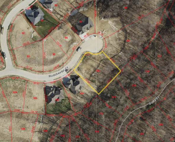 LOT 306 Rudchester Dr, Columbia, MO 65203 (MLS #374513) :: Columbia Real Estate