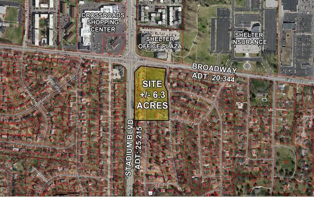 6.30 ACRES Stadium & Broadway, Columbia, MO 65203 (MLS #374527) :: Columbia Real Estate