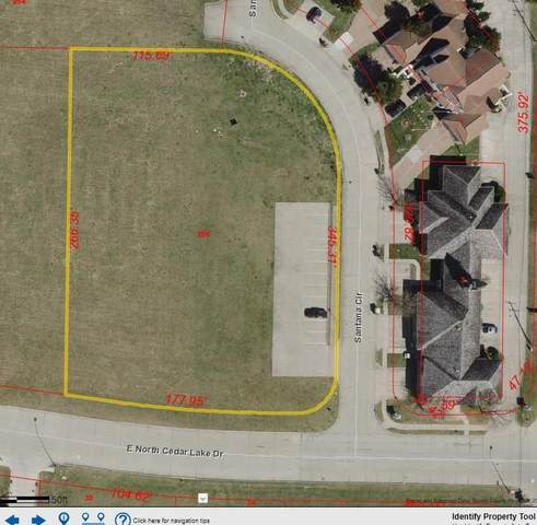 LOT 7 W Cedar Lake Dr, Columbia, MO 65203 (MLS #386985) :: Columbia Real Estate