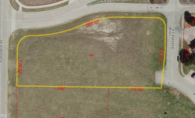 LOT 5 Executive, Columbia, MO 65202 (MLS #386986) :: Columbia Real Estate