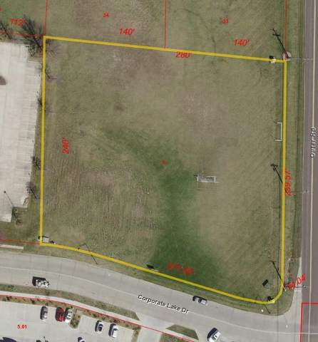 LOT 9 Corporate, Columbia, MO 65202 (MLS #386990) :: Columbia Real Estate