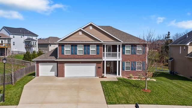 1802 Mondavi Ct, Columbia, MO 65201 (MLS #391602) :: Columbia Real Estate