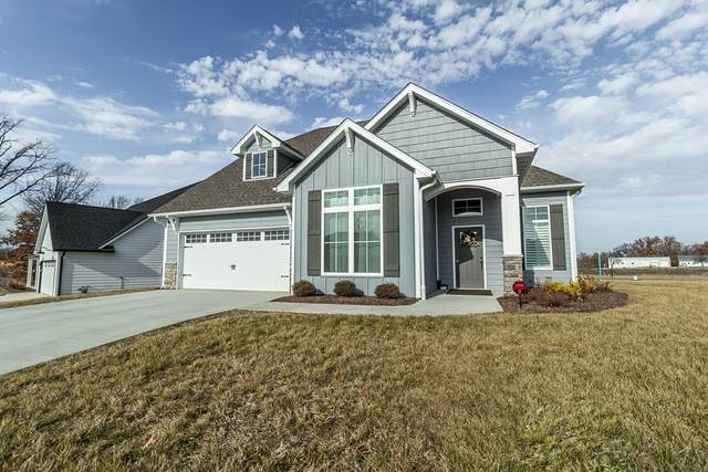 6121 Forester Dr, Columbia, MO 65202 (MLS #391706) :: Columbia Real Estate