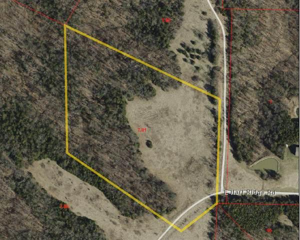 12.27 ACRE E Hart Ridge Rd, Hartsburg, MO 65039 (MLS #391720) :: Columbia Real Estate