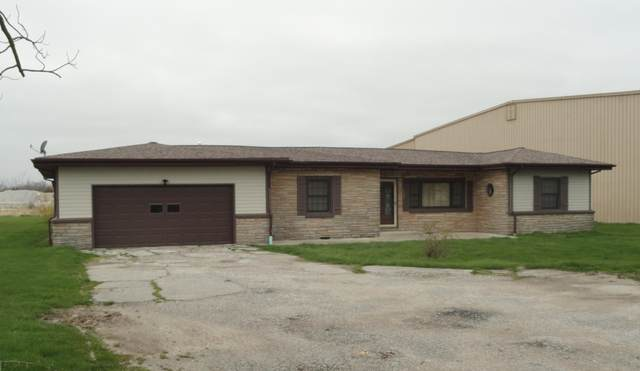 1321 S Morley St, Moberly, MO 65270 (MLS #391750) :: Columbia Real Estate