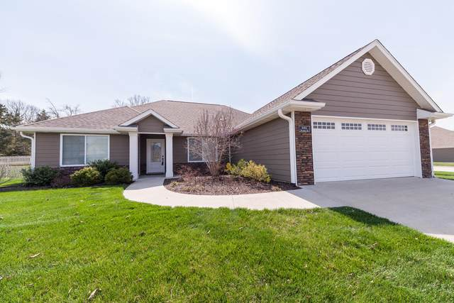 4414 Weybridge Dr, Columbia, MO 65203 (MLS #391751) :: Columbia Real Estate