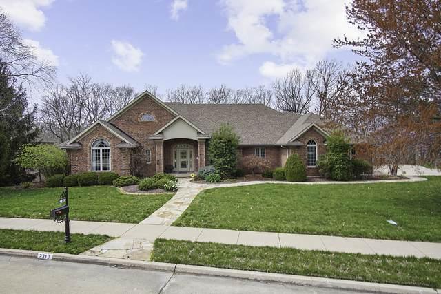 2313 Deer Creek Ct, Columbia, MO 65201 (MLS #391768) :: Columbia Real Estate