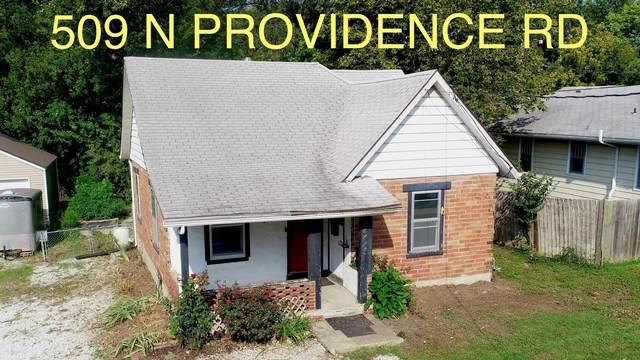 509 N Providence Rd, Columbia, MO 65203 (MLS #391784) :: Columbia Real Estate