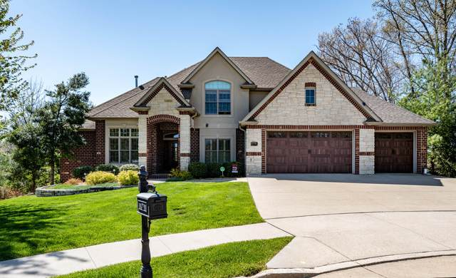 5201 Beacon Falls Dr, Columbia, MO 65203 (MLS #392063) :: Columbia Real Estate