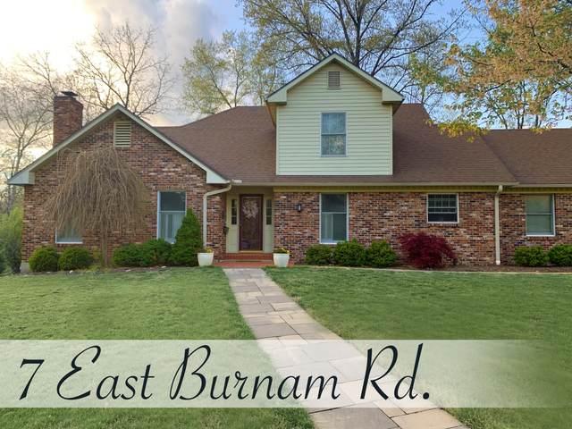 7 E Burnam Rd, Columbia, MO 65203 (MLS #392185) :: Columbia Real Estate