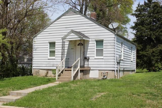 307 Benton St, Columbia, MO 65203 (MLS #392380) :: Columbia Real Estate