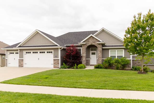 5409 Steeplechase Dr, Columbia, MO 65203 (MLS #392579) :: Columbia Real Estate
