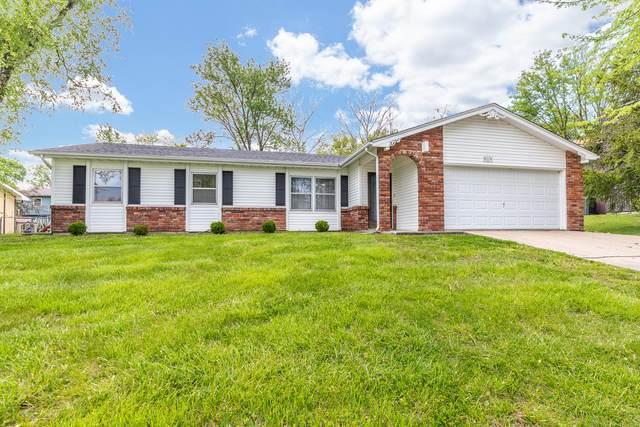 519 N Crater Lake Dr, Columbia, MO 65201 (MLS #392620) :: Columbia Real Estate