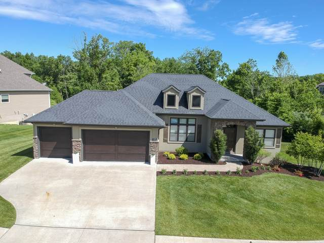 5009 Newbury Way, Columbia, MO 65203 (MLS #393157) :: Columbia Real Estate