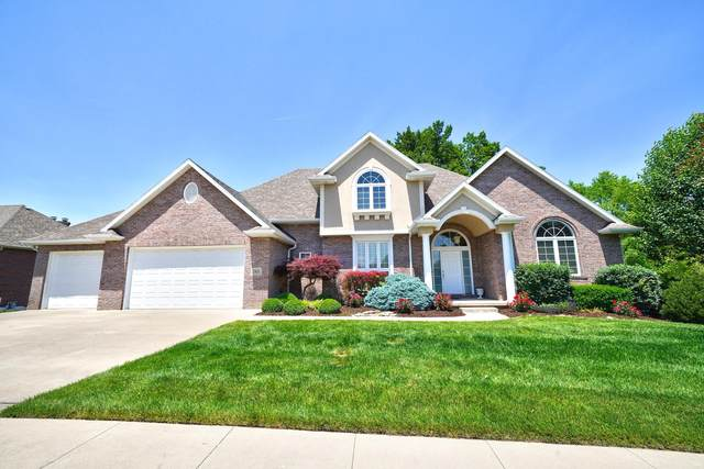 1801 Brookfield Mnr, Columbia, MO 65203 (MLS #393163) :: Columbia Real Estate