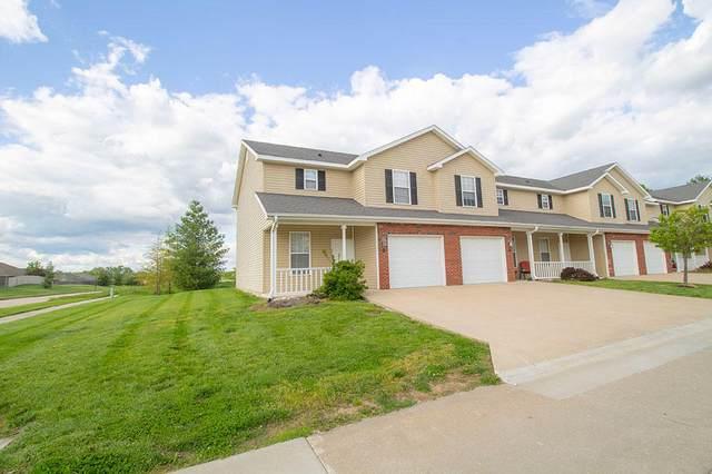 5000 Derby Ridge Dr #102, Columbia, MO 65202 (MLS #393169) :: Columbia Real Estate