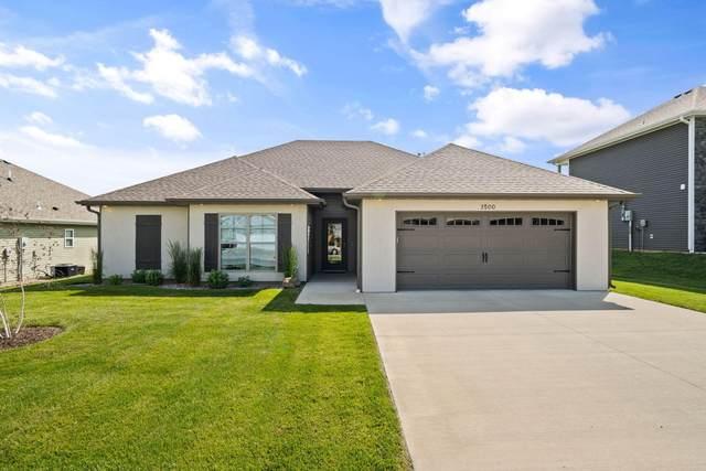 3500 Yellowwood Dr, Columbia, MO 65202 (MLS #393170) :: Columbia Real Estate