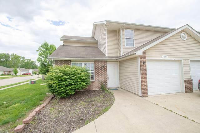 1503 Bodie Dr, Columbia, MO 65202 (MLS #393183) :: Columbia Real Estate