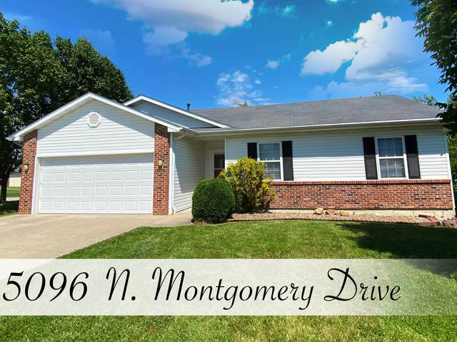 5096 N Montgomery Dr, Columbia, MO 65202 (MLS #393188) :: Columbia Real Estate