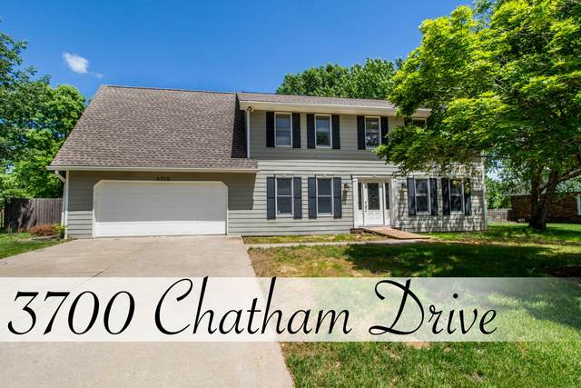 3700 Chatham Dr, Columbia, MO 65203 (MLS #393193) :: Columbia Real Estate