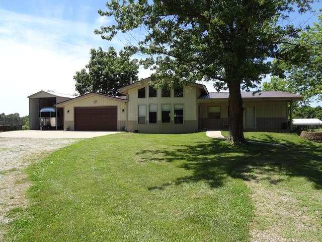 660 Co Rd 136, Higbee, MO 65257 (MLS #393261) :: Columbia Real Estate