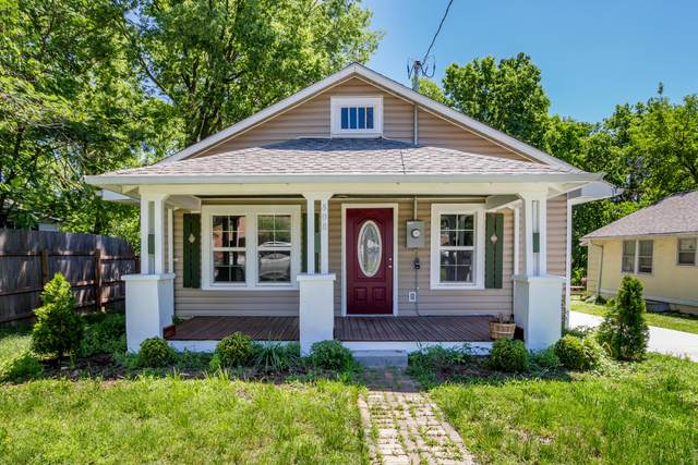 808 Woodrow St, Columbia, MO 65201 (MLS #393294) :: Columbia Real Estate