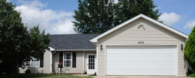 2204 Callaway Dr, Columbia, MO 65202 (MLS #393326) :: Columbia Real Estate