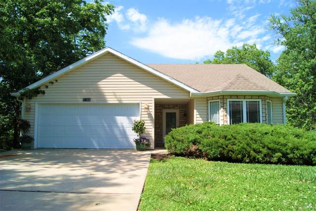 1407 St Andrew St, Columbia, MO 65203 (MLS #393345) :: Columbia Real Estate