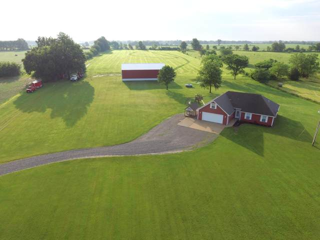 13600 N Robinson Rd, Hallsville, MO 65255 (MLS #393431) :: Columbia Real Estate