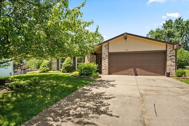 433 Sequoia St, Columbia, MO 65201 (MLS #393670) :: Columbia Real Estate