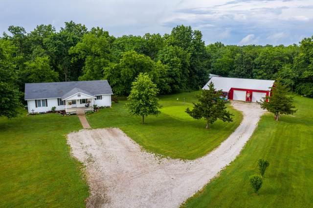 1872 County Road 2410, HUNTSVILLE, MO 65259 (MLS #393753) :: Columbia Real Estate