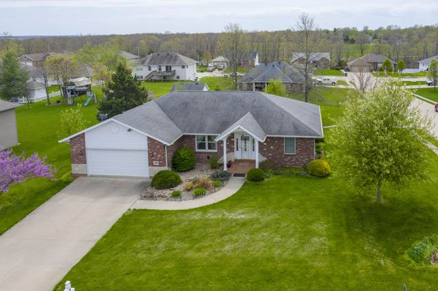 309 Northrup Ave, Holts Summit, MO 65043 (MLS #393831) :: Columbia Real Estate