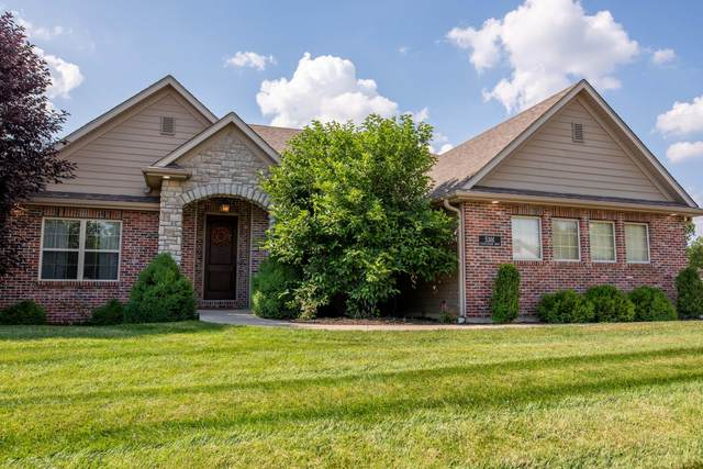 5301 Steeplechase Dr, Columbia, MO 65203 (MLS #393833) :: Columbia Real Estate