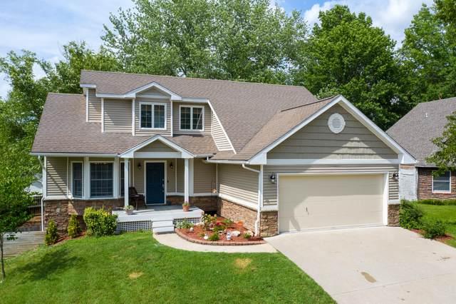 3609 Hedgewood Dr, Columbia, MO 65203 (MLS #393904) :: Columbia Real Estate