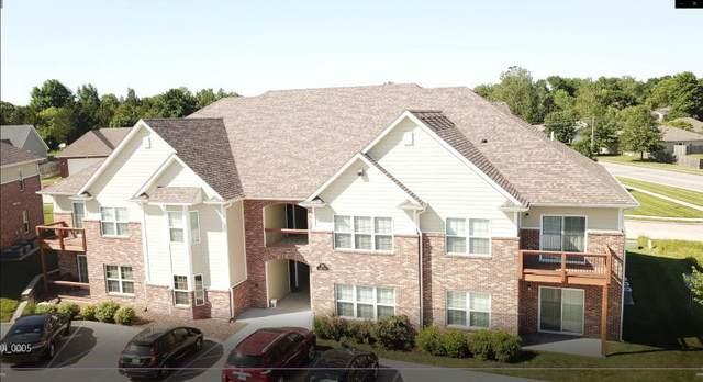 23 N Grace Ln #203, Columbia, MO 65201 (MLS #393949) :: Columbia Real Estate