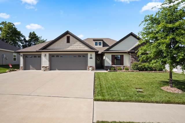 3813 Steinbrooke Terr, Columbia, MO 65203 (MLS #394022) :: Columbia Real Estate