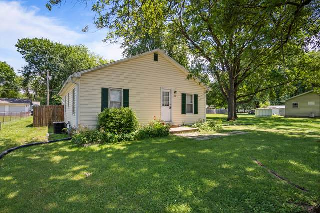 712 S Central St, Centralia, MO 65240 (MLS #394175) :: Columbia Real Estate